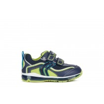 Geox TODO Baby Boys | Navy/Lime