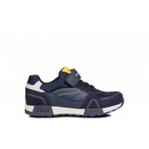 Geox Boys Sneaker   Alfier   Navy