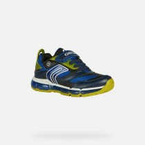 Geox Boys Trainer | Android | Navy Lime