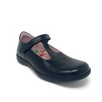 Petasil Thias-2 Black Girls T-Bar Shoe